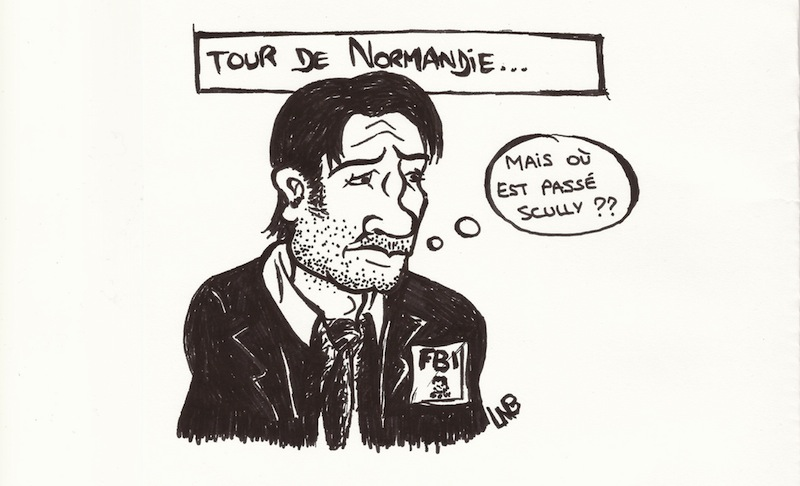 Scully normandie